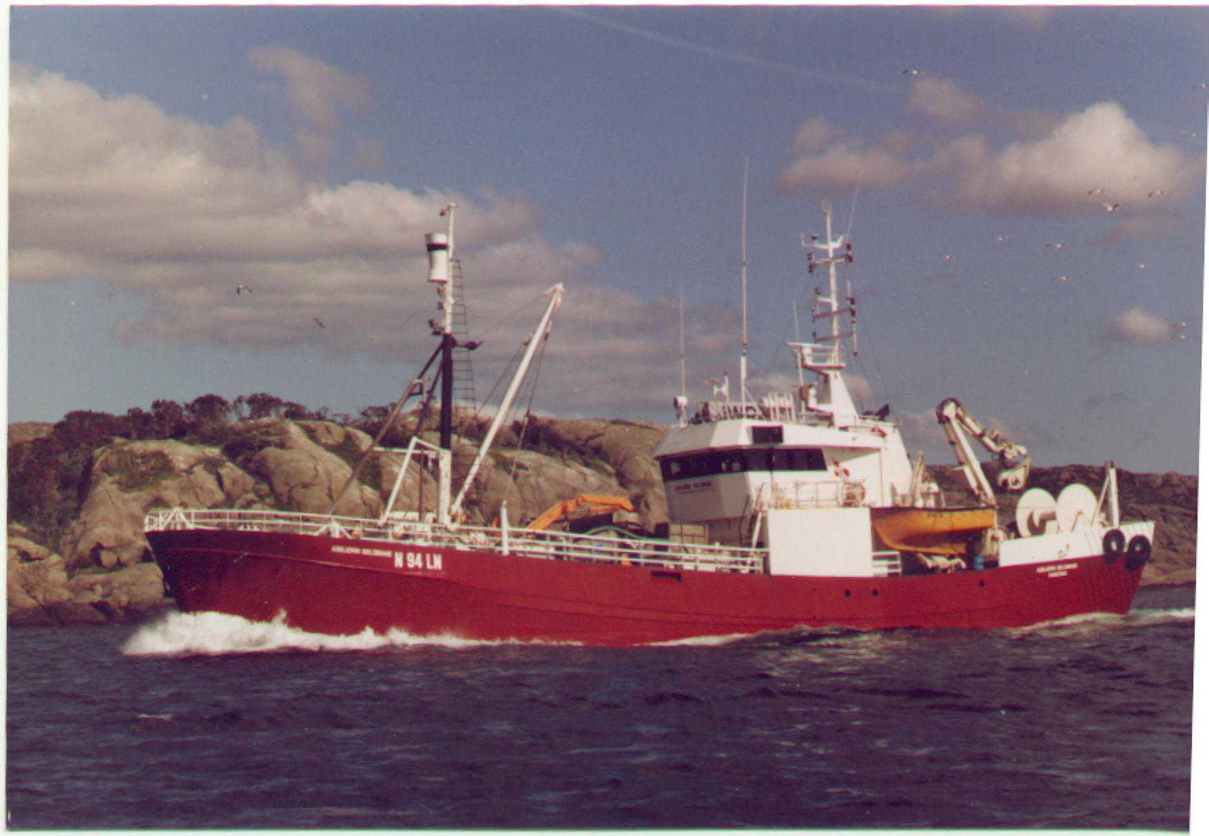 Asbjørn Selsbane Gammel